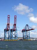 Port w göteborgu 12 — Zdjęcie stockowe