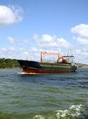 産業貨物船 — ストック写真