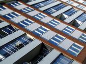 Abstract achtergrond gebouw — Stockfoto