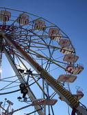 Ferris wheel 02 — Stock Photo