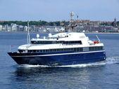 Helsingborg passenger ferry boat 02 — Stock Photo