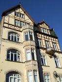Old building helsingborg — Stock Photo