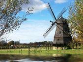 Windmill water — Stock Photo