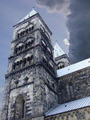 Lund cathedral — Stock Photo