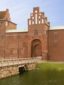 Malmo castle 01 — Stock Photo