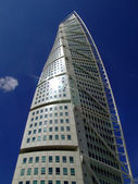 Turning Torso 06 — Stock Photo