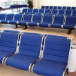 Stock Photo: Airport departure lounge 01