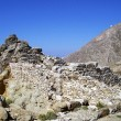 Ancient thira 02 — Stock Photo