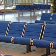 Stock Photo: Airport departure lounge 02