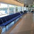 Airport departure lounge 03 — Stock Photo