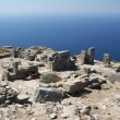 Ancient thira 11 — Stock Photo
