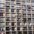 Stock Photo: Marseille flats 02