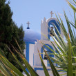 Santorini church 57 - Stock Photo