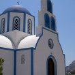 Santorini church 59 — Stock Photo