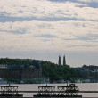 Stockholm piers 02 — Stock Photo