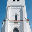 White church panorama 02 — Stock Photo