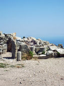 Ancient thira 12 — Stock Photo