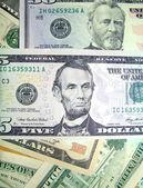 Dollar bills 04 — Stock Photo