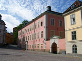 Gamlastan stockholm square 03 — Stock Photo
