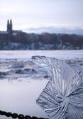 Ice Sculpture 01 — Stock Photo