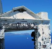 Santorini caldera 02 — Stock Photo