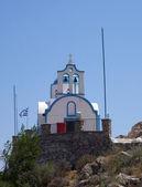 Santorini church 49 — Stock Photo