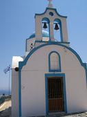 Santorini church 54 — Stock Photo