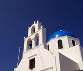 Santorini church 69 — Stock Photo