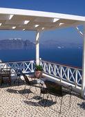 Santorini oia 04 — Foto Stock