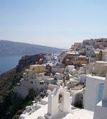Santorini Oia 07 — Stockfoto