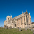 Stock Photo: 12th Century English Church