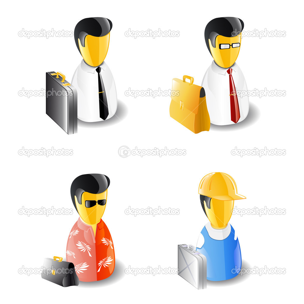 Profession — Stock Vector #2167235