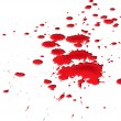 Blood splat — Stock Photo #2217315