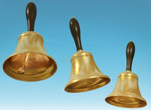 Three bells — Stock Photo