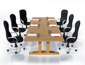 İş toplantısı — Stok fotoğraf