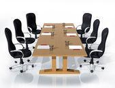 Zakelijke bijeenkomst — Stockfoto