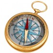 Isolated compass — Stock Photo #2220145