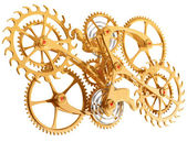 Cogs and gears — Stock Photo