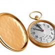 Open pocket watch — Stock Photo