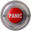 Stock Photo: Panic Button