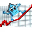 House prices up — Stock Photo #2244417