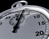 Close up of a stopwatch — Stock Photo