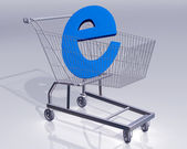 Ecommerce — Stock Photo