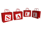 Sale time — Stock Photo