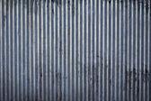 Corrugated steel texture — Stock Photo