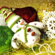 Christmas tree decorations — Stock Photo #2227915