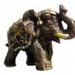 Statuette Of Elephant — Stock Photo