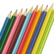 Royalty-Free Stock Photo: Colored pencils