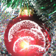 Photo: Christmas tree decorations