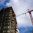Stock Photo: Construction building